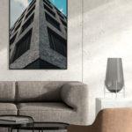 Simetrical pattern | Fine Art Prints |